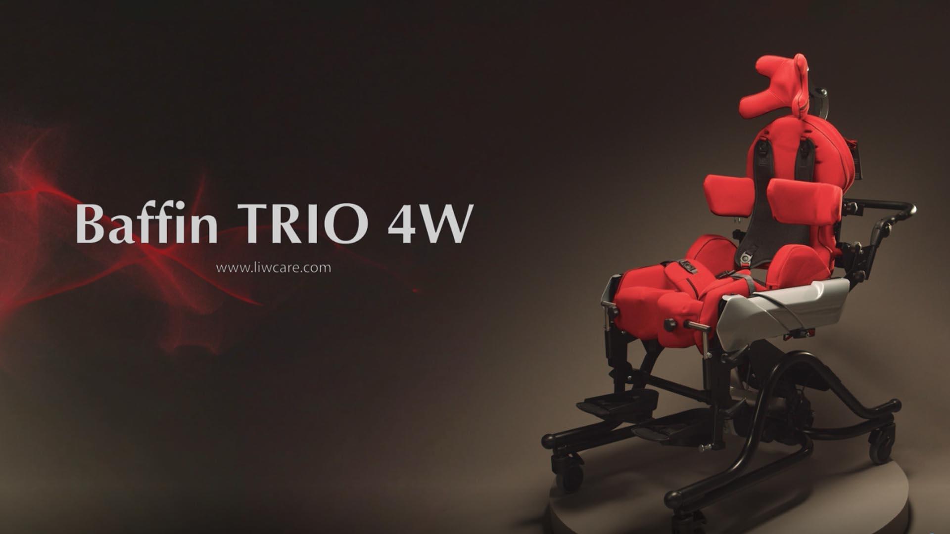 baffin trio 4w